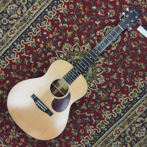 Eastman ATCG1 - Solid Sitka Spruce Top, Solid Sapele Back and Sides, Open Pore Top Finish